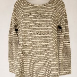 Altar'd State Crew Striped Top